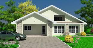 modern 14 simple modern house designs image single story modern
