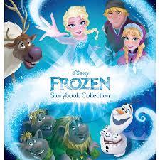 Frozen Storybook Collection Walmart Frozen Storybook Collection Walmart