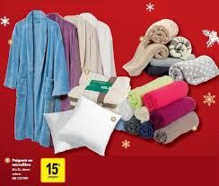 carrefour robe de chambre carrefour market promotion peignoir en microfibre produit