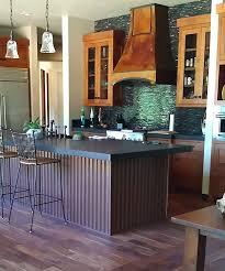 metal kitchen islands corrugated metal kitchen island rug designs