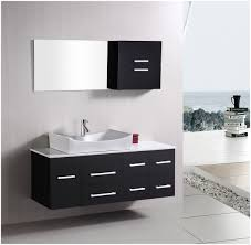 bathroom idea of future home interior with contemporary bathroom