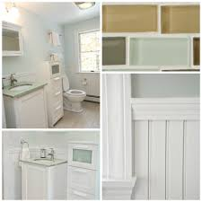 white color of wall paint combined with grey also vanity granite
