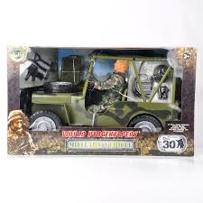 military jeep 1 6 scale world peacekeepers u0027 military jeep vehicle soldier 90014a