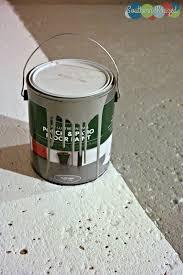 diy concrete floor project with porch u0026 patio paint for a fresh