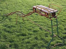 roller coaster for backyard backyard toy of yesteryear provokes a torrent of comments