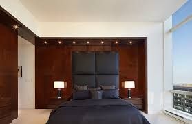 Masculine Bedroom Design Ideas Bedrooms Penthouse Masculine Bedroom With Small Black Bed And