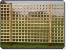 Diamond Trellis Panels Haslemere All Fencing
