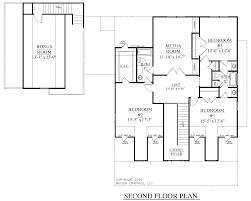 5 Bedroom Floor Plans 2 Story Houseplans Biz House Plan 3452 A The Elmwood A