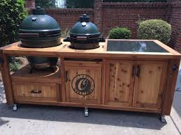 kamado joe grill table plans 8 best images about big green egg table plans on pinterest friends
