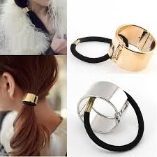 hair cuff hot fashion promotion metal hair band trendy metal hair