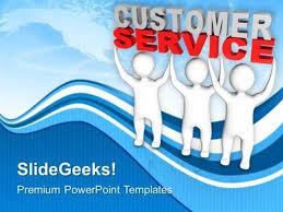 customer service powerpoint presentations customer service