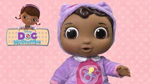 doc mcstuffins get better doc mcstuffins baby get better baby cece from just play