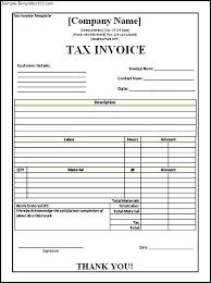 invoice format doc invoice sample doc invoice sample template tax