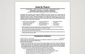 Resume Sample For Account Manager by Resume Sample Professional Resume Sample