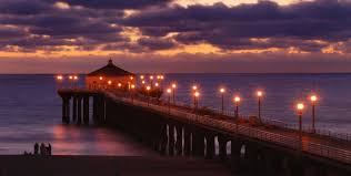 manhattan beach pier lighting 2017 new roundhouse aquarium for manhattan beach blooloop