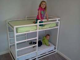 Diy Toddler Bunk Beds Pvc Toddler Bunk Bed Schedule Pipe Pinterest Tierra Este