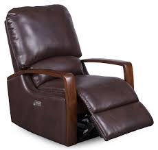 Brown Leather Recliner Sofa Furniture Extravagant Terrific Dazzling Black Leather Recliner