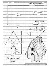 gingerbread blueprints holiday ideas pinterest gingerbread