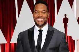 michael strahan new haircut michael strahan exiting live to join gma full time new york post