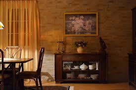 Wohnzimmer Farbgestaltung Modern Wohnzimmerwand Gestalten Mit Einer Steinmauer Steinwand Im