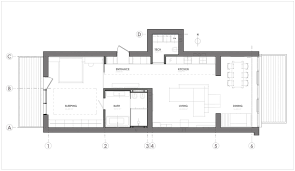 Home Layout by A Modern Home With Personality Of Perfect For A Fun Couple
