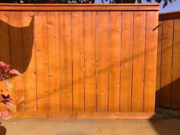 Garden Walls And Fences by How To Building A Cedar Fence Hgtv
