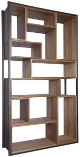 Modloft Pearl Bookcase Knots Gouges Cracks And Nail Holes Are Inherent Characteristics