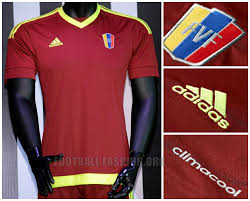 venezuela 2015 copa america home and away jerseys u2013 football