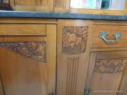 credenze liberty antichità il tempo ritrovato antiquariato e restauro mobili