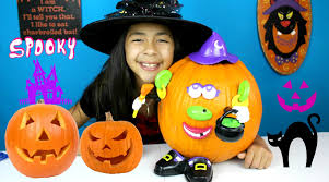 halloween pumpkin decoration mr potato head witch b2cutecupcakes