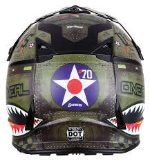 oneal motocross helmets o u0027neal 5 series warhawk helmet cycle gear