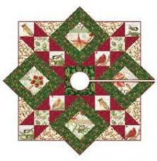 Quilted Christmas Tree Skirts To Make - free pattern u003d holiday opulence tree skirt or table topper free