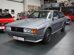 1988 volkswagen scirocco scala german cars for sale blog