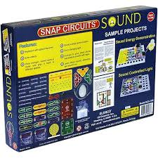 snap circuits sound kit by xump com