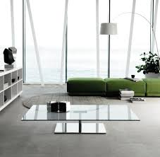Low Modern Coffee Table Coffee Table Modern Square Coffee Table Low Glass Wood El Low
