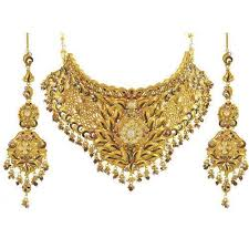 gold har set gold necklace set at rs 35000 set sone ka har set prem