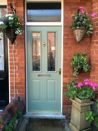 Painting Exterior Doors Ideas Painted Front Door Ideas Pinterest Painting Exterior Doors With