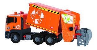 bruder garbage truck amazon com dickie toys 21