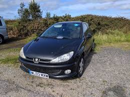 peugeot 206 xsi spares or repaire peugeot 206 xsi in perranporth cornwall gumtree
