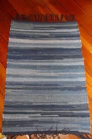 Denim Rag Rug 133 Best Hand Made Rugs Images On Pinterest Diy Rugs Carpets