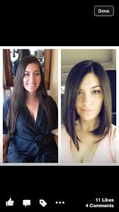before and after hair styles of faces 119 best hair images on pinterest hair colors hairstyle ideas and