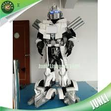 optimus prime robot costume wearable optimus prime suit optimus