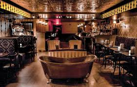 Bathtub Gin And Co Seattle The Secret Side Of New York City U0027s Top Dining And Drinks