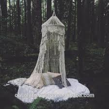 Bohemian Bed Canopy Macrame Canopy Tent Macrame Pattern Bohemian Bed Canopy Buy