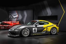 porsche cayman racing race focused porsche cayman gt4 clubsport revealed autocar