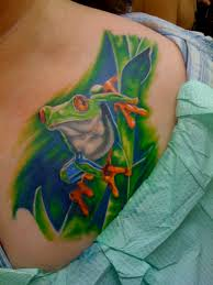 30 stunning frog tattoos ideas for and frogs tree