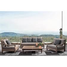 bali coffee table fsc outdoor furnishing bizzotto