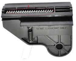 i have a genie intellicode garage door opener and the garage door