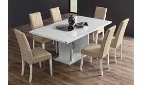 lisa dining room italy modern formal dining sets dining room