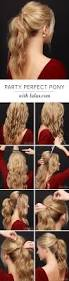 best 25 simple ponytail hairstyles ideas on pinterest cool